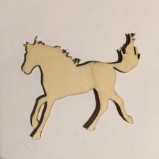 Cavallo in legno