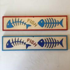 Quadretto lisca di pesce