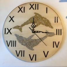 Orologio Delfini