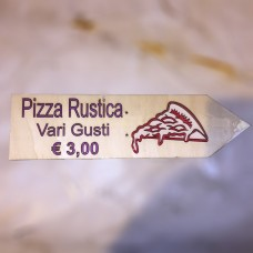 Menu' Pizza