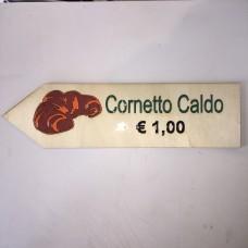 Menu' Cornetto