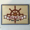 Quadretto Re dei Mari