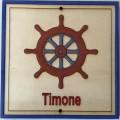 Piastrella Timone