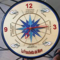 Orologio La Fraschetta del Mare