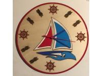 Orologio barca