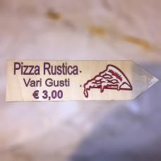 Menu' Pizza