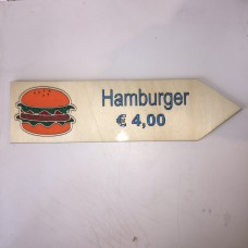Menu' Hamburger