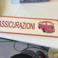 Cartelli personalizzati (Agenzia Cassia 934)